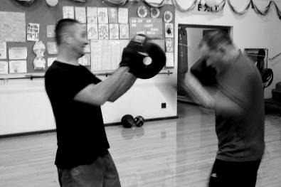 Fighting Spirit Boxing and Wing Chun Martial Arts Club