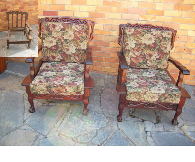 Restoration, repair and upholstery