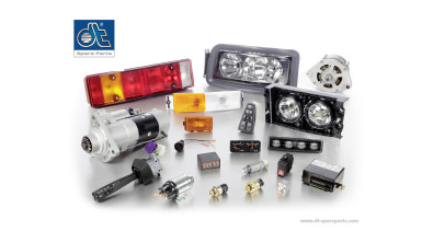 Lighting Units and Electrical Accessories