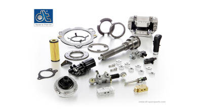 Truck Gearbox parts and Accessories