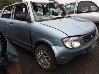 Huge Range of Daihatsus   Stripping for spares