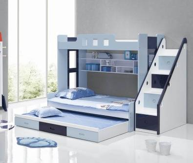 Bunk bed for boys or girls