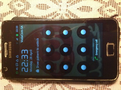 Samsung S2 & S3(32gig) with balance of 2 year