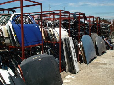 Used Car Parts. Assorted makes / models