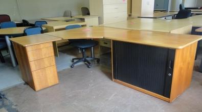 L-Shape Desks from R950