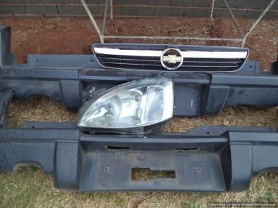 Opel corsa cheverolet utility spares