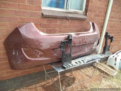 Hyundai Elantra spares