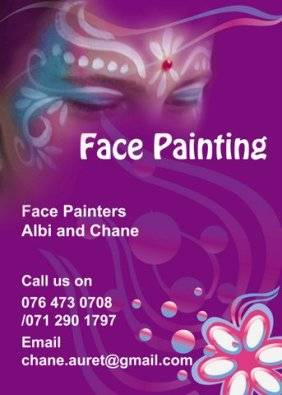 FACE PAINTING for every occasion