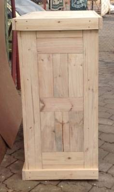 Kitchen Cupboard Farmhouse series Free standing 1100