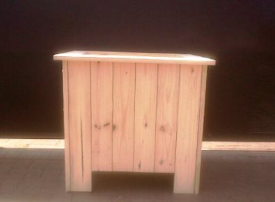 Planter Box Blair Atholl series 3 quarter 750 Raw