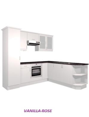 Budget L shaped kitchen