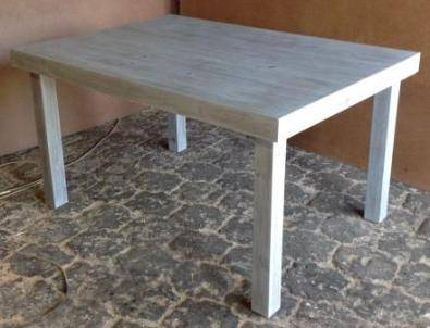 Patio table Farmhouse series 1400 Extended width Glazed