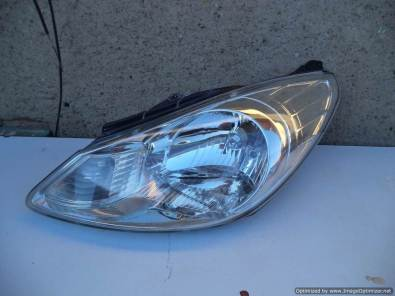 hyundai i10 left front headlight