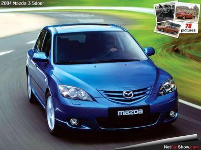Mazda 3 parts on sale