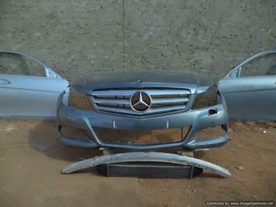 Mercedes benz c-class w204 spare parts for sale