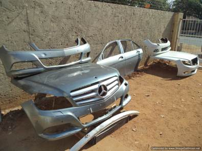 Mercedes benz c-class w204 spare parts for sale | Junk Mail