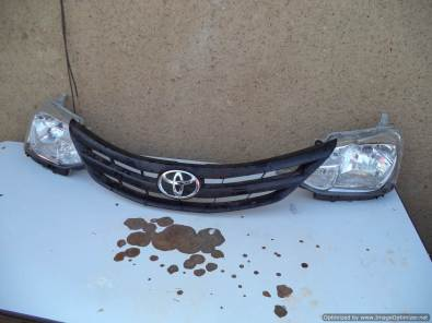 Toyota etios spare parts for sale