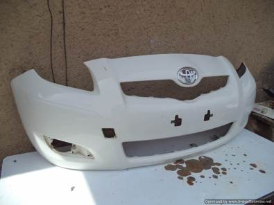 Toyota yaris facelift spares on sale