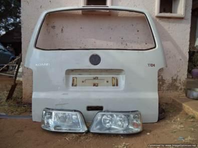 Vw caravelle kombi spare parts for sale