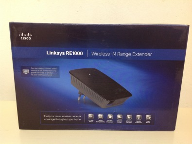 Wireless range extender BRANDNEW Cisco Lindskys