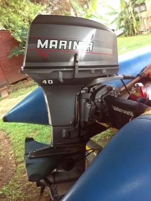 Motor fuera de borda Mariner 40 hp #1435545   Clasipar.com en Paraguay   395x297