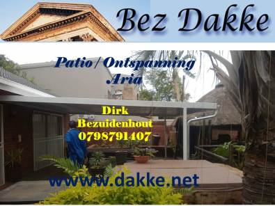 Carports Patio dakke