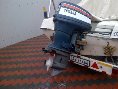 60BE HP YAMAHA 2 STROKE OUTBOARD MOTOR FOR SALE | Junk Mail