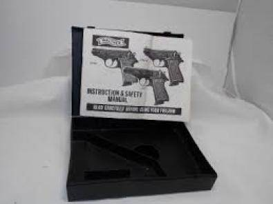 owners manual for walther ppk and original gun box junk mail rh junkmail co za Walther PPK S Recall Walther PPK S Manufacture Date