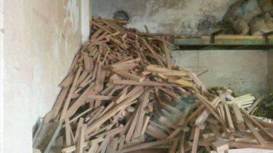 50kg Braai/Fire wood  ( BUY 5 BAGS GET 2 FREE)