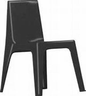 Plastic chairs and trestle tables for hire