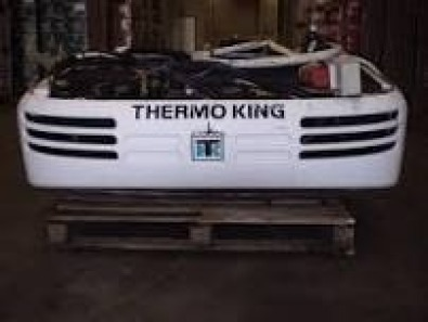Thermo King md200 transport refrigeration unit
