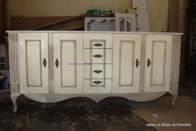 Beautifull bathroom vanity or sideboard
