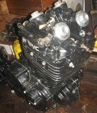 Honda XR 500 and XR200 spares