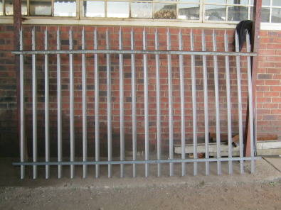 PROLINE PALLISADE ALL THE PANEL & GATE SIZES WE MANUFACTURE