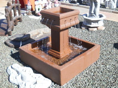 J530 Square Fountain