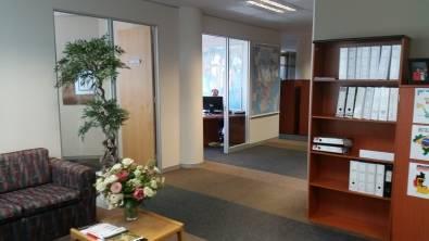 3600m Office space by Menlyn