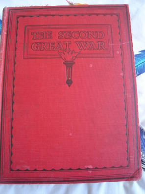 THE SECOND GREAT WAR  - 2 BOOKS