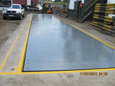 Weigh Bridges / Weegbrue / Truck Scales