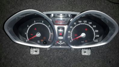 Ford Fiesta Cluster