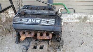 Bmw E36 325i Engine Plus Rear Suspension Junk Mail