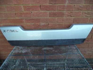 X-trail spare parts