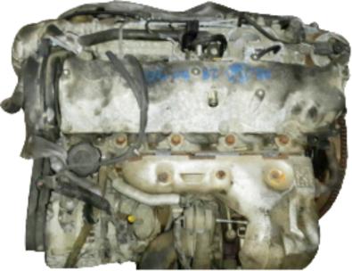 Mazda - Ford 2.5 TD - WL-T engine