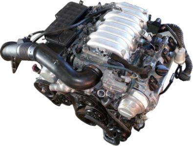 Lexus 1UZ-VVTi Prewired Engine + Gearbox