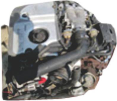 Nissan 3.0L 16v LDV