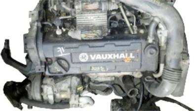 Opel Corsa Utility 1