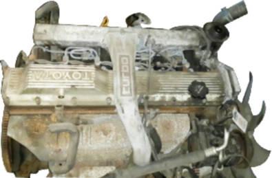Toyota Landcruiser 1HD - T TD 4.2 Engines