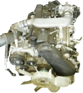 Hilux 1KD - 2KD D-4D 2.5 - 3.0 Engines