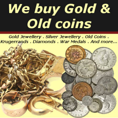 We Gold And Old Coins