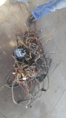 golf mk2 wiring harness for sale