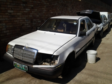 MERCEDES BENZ SPARES PRETORIA WEST